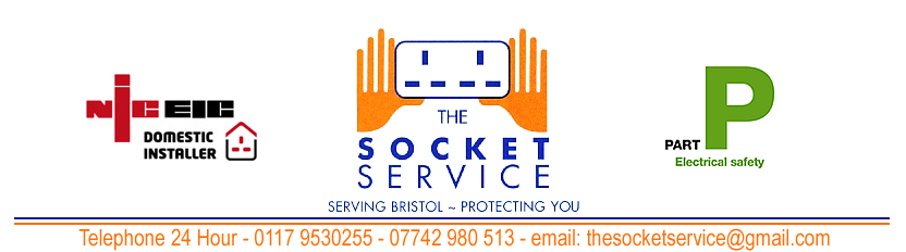 The Socket Service Business Logo